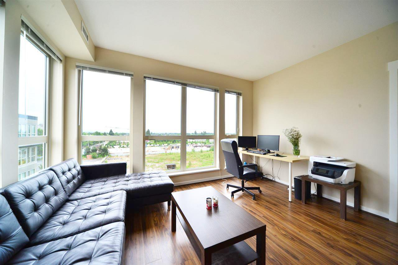"""Main Photo: 772 4099 STOLBERG Street in Richmond: West Cambie Condo for sale in """"REMY"""" : MLS®# R2383395"""