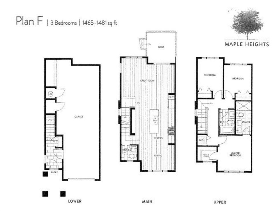 """Main Photo: 19 11305 240 Street in Maple Ridge: Cottonwood MR Townhouse for sale in """"MAPLE HEIGHTS"""" : MLS®# R2396599"""