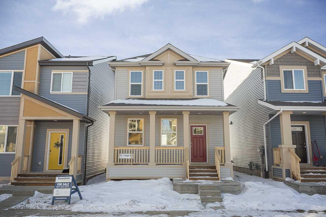 Main Photo: 3392 ERLANGER Bend in Edmonton: Zone 57 House for sale : MLS®# E4190052