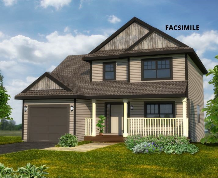 Main Photo: Lot 292 875 McCabe Lake Drive in Middle Sackville: 25-Sackville Residential for sale (Halifax-Dartmouth)  : MLS®# 202004565