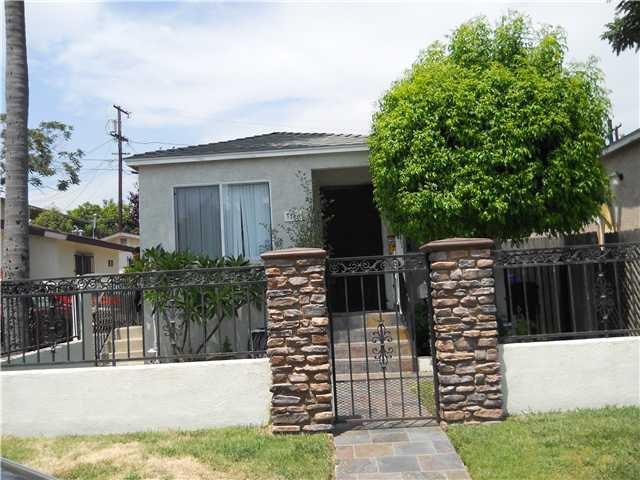 Main Photo: SAN DIEGO Property for sale: 3266 J Street