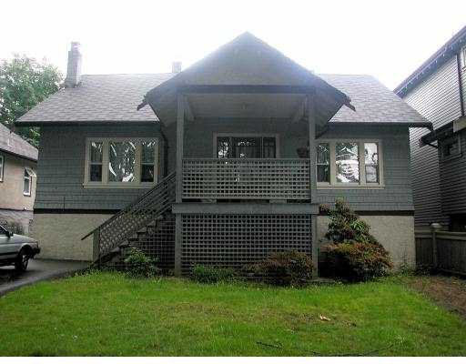 Photo 1: Photos: 426 W 13TH AV in Vancouver: Mount Pleasant VW House for sale (Vancouver West)  : MLS®# V540599