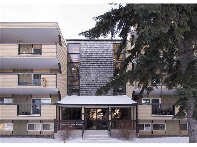 Main Photo: 406 617 56 Avenue SW in Calgary: Windsor Park Condo for sale : MLS®# C3647877