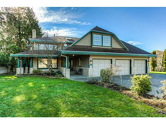 Main Photo: 15070 81ST Avenue in Surrey: Bear Creek Green Timbers House for sale : MLS®# F1433211