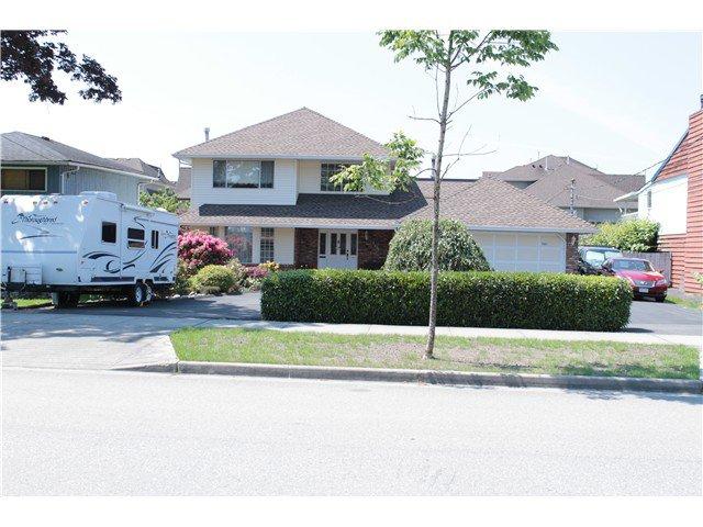 Main Photo: 7331 ASH Street in Richmond: McLennan North House for sale : MLS®# V1125618
