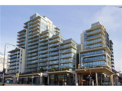 Main Photo: 406 707 Courtney St in VICTORIA: Vi Downtown Condo Apartment for sale (Victoria)  : MLS®# 713085