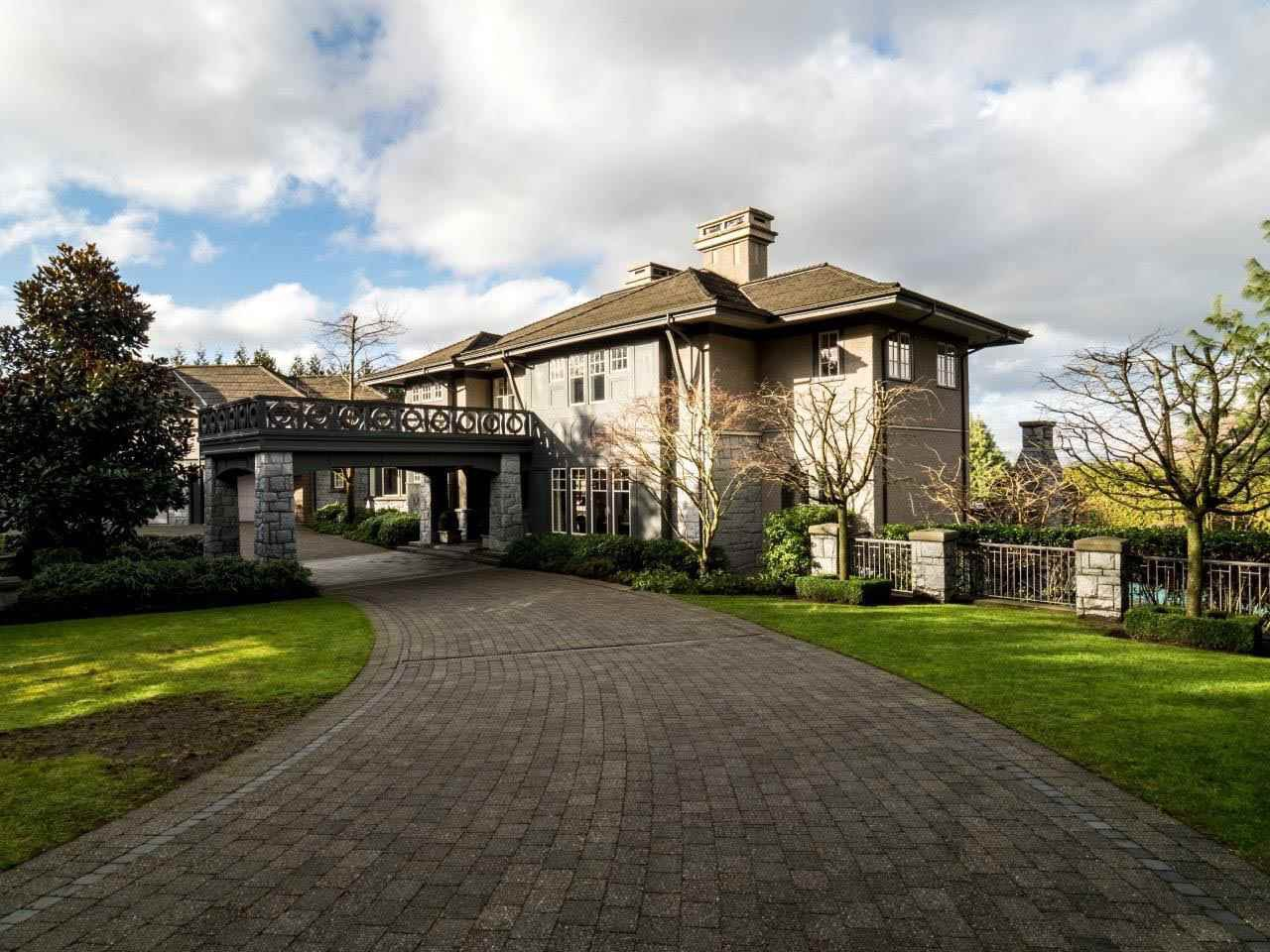 Main Photo:  in Vancouver: Shaughnessy House for sale (Vancouver West)  : MLS®# R2025571