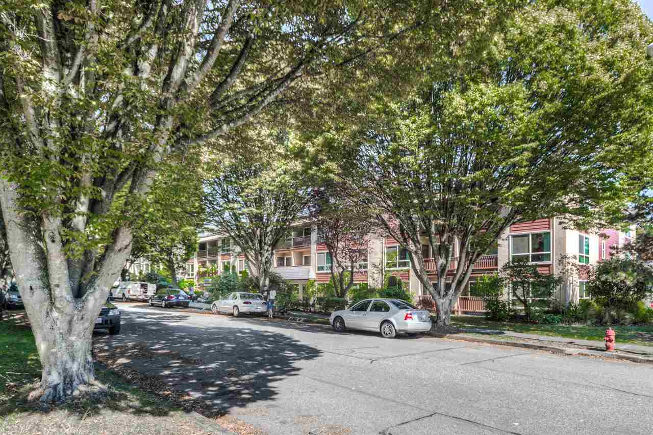 """Main Photo: 205 8680 FREMLIN Street in Vancouver: Marpole Condo for sale in """"COLONIAL ARMS"""" (Vancouver West)  : MLS®# R2089758"""