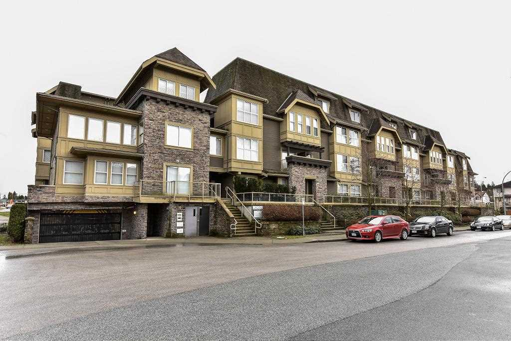 "Main Photo: 120 2108 ROWLAND Street in Port Coquitlam: Central Pt Coquitlam Condo for sale in ""AVIVA AT CENTRAL PARK"" : MLS®# R2139039"
