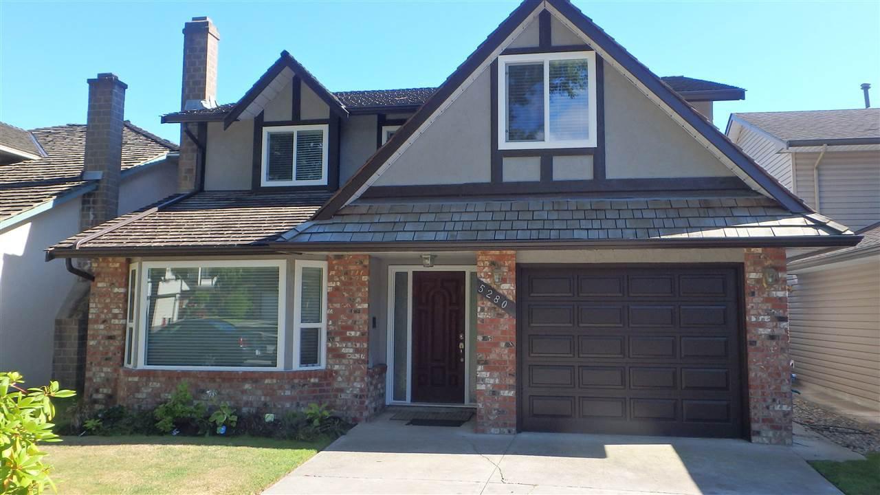 "Main Photo: 5280 TIFFANY Place in Richmond: Riverdale RI House for sale in ""TIFFANY ESTATES"" : MLS®# R2140412"