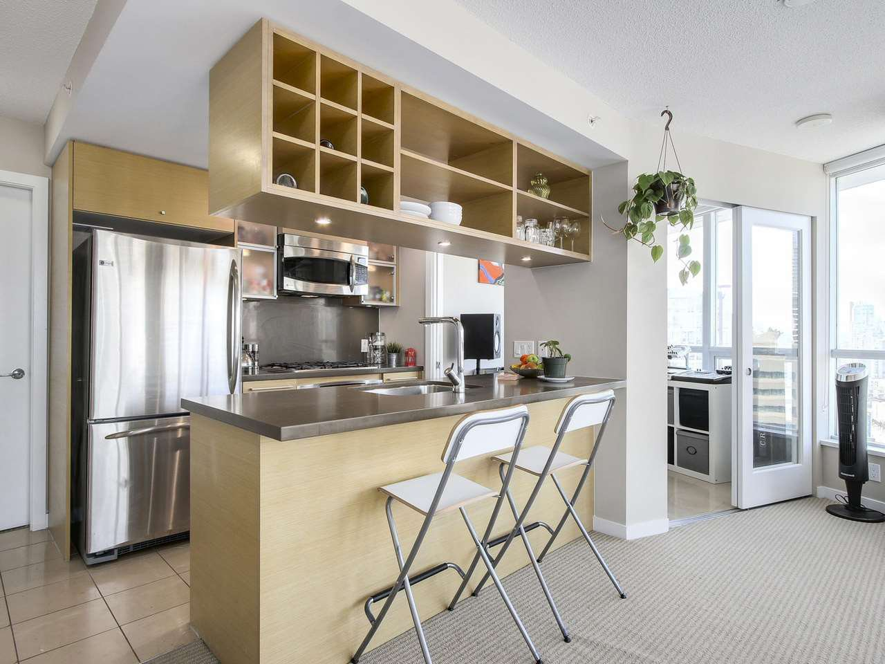 "Main Photo: 1609 833 SEYMOUR Street in Vancouver: Downtown VW Condo for sale in ""CAPITOL RESIDENCES"" (Vancouver West)  : MLS®# R2151748"