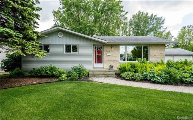 Main Photo: 358 Knowles Avenue in Winnipeg: North Kildonan Residential for sale (3G)  : MLS®# 1715655