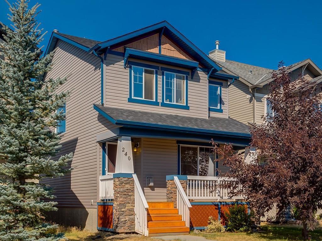 Main Photo: 240 SILVERADO RANGE Close SW in Calgary: Silverado House for sale : MLS®# C4135232