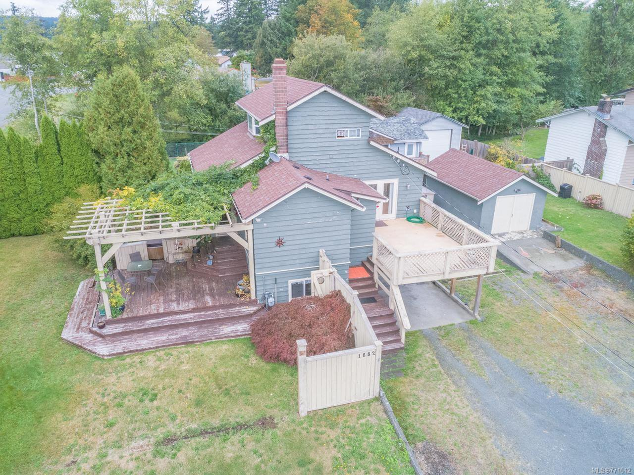 Main Photo: 1882 GARFIELD ROAD in CAMPBELL RIVER: CR Campbell River North House for sale (Campbell River)  : MLS®# 771612