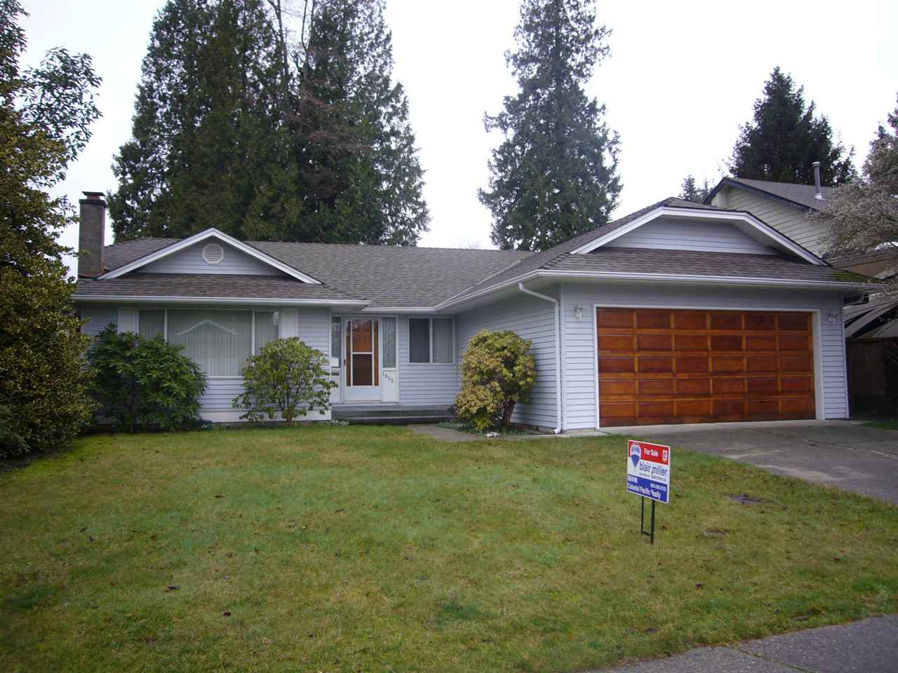 """Main Photo: 1955 150 Street in Surrey: Sunnyside Park Surrey House for sale in """"Southmere"""" (South Surrey White Rock)  : MLS®# R2237410"""