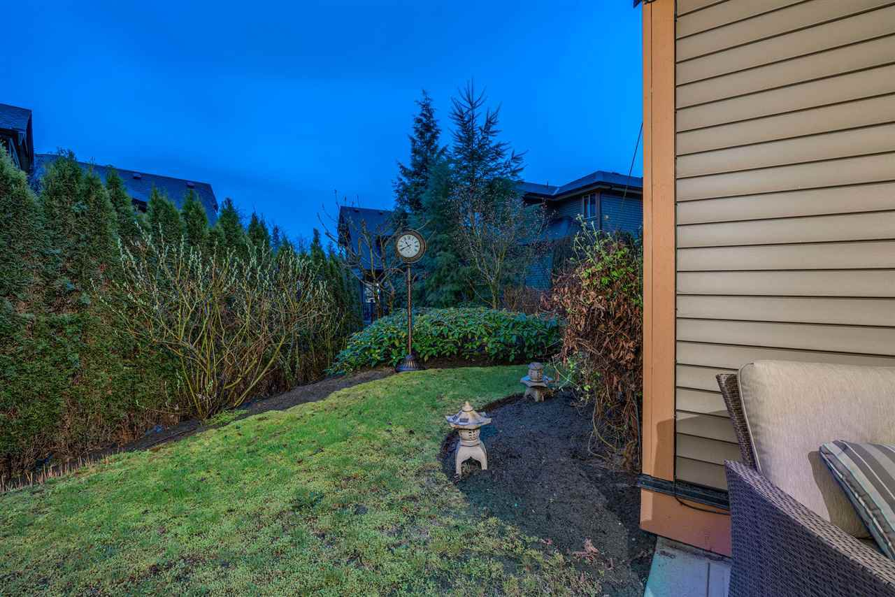 "Photo 20: Photos: 75 24185 106B Avenue in Maple Ridge: Albion Townhouse for sale in ""TRAILS EDGE"" : MLS®# R2258107"
