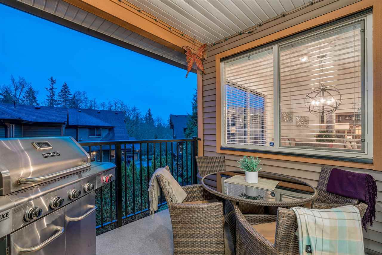 "Photo 9: Photos: 75 24185 106B Avenue in Maple Ridge: Albion Townhouse for sale in ""TRAILS EDGE"" : MLS®# R2258107"