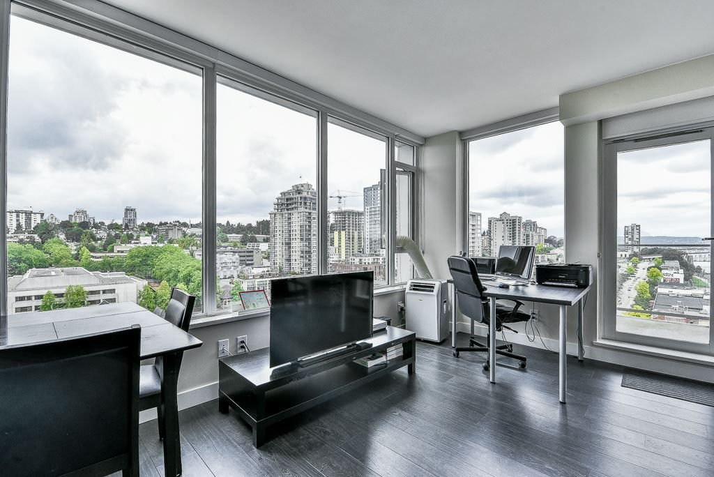 "Photo 5: Photos: 1905 668 COLUMBIA Street in New Westminster: Quay Condo for sale in ""TRAPP & HOLBROOK"" : MLS®# R2285004"