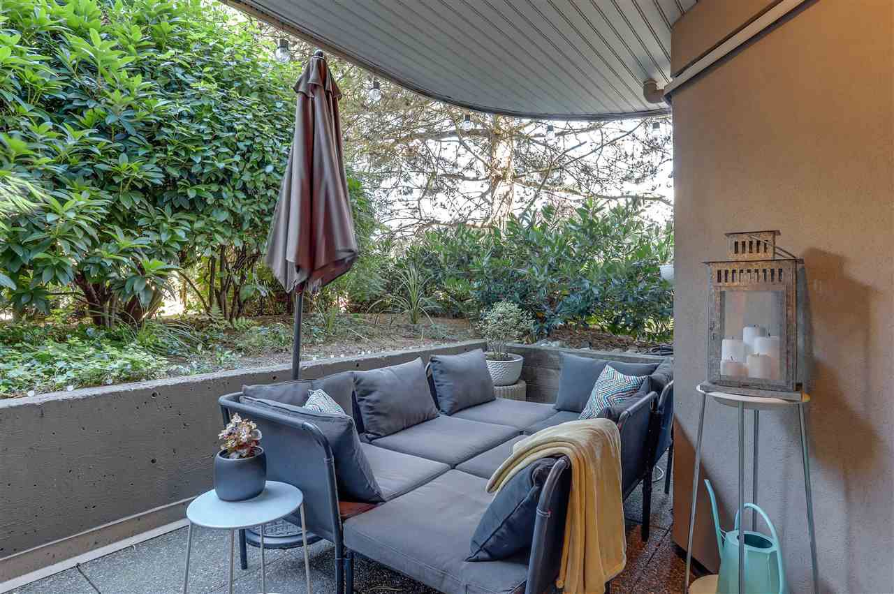Photo 6: Photos: 116 1236 W 8TH Avenue in Vancouver: Fairview VW Condo for sale (Vancouver West)  : MLS®# R2304156