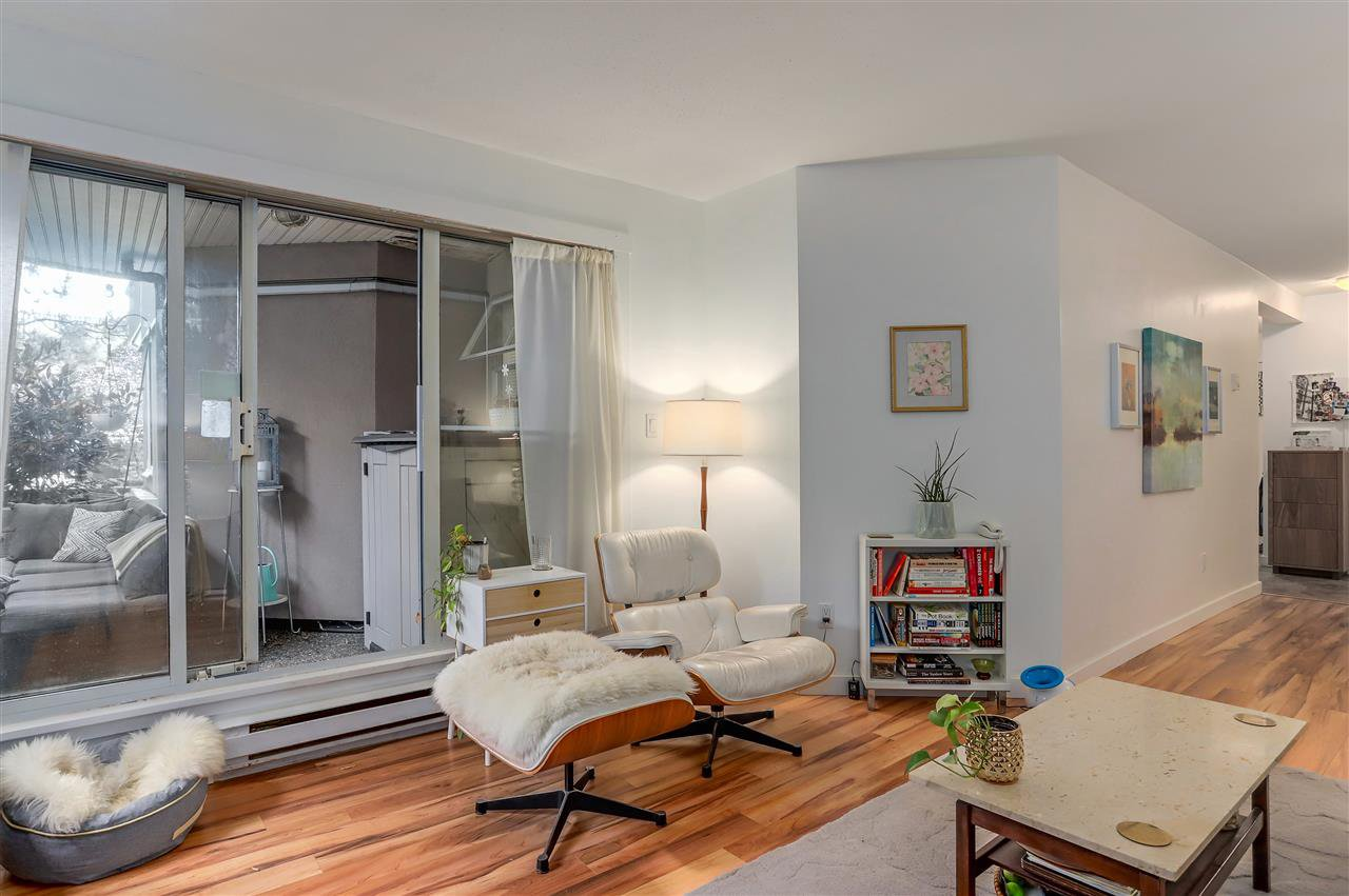 Photo 4: Photos: 116 1236 W 8TH Avenue in Vancouver: Fairview VW Condo for sale (Vancouver West)  : MLS®# R2304156