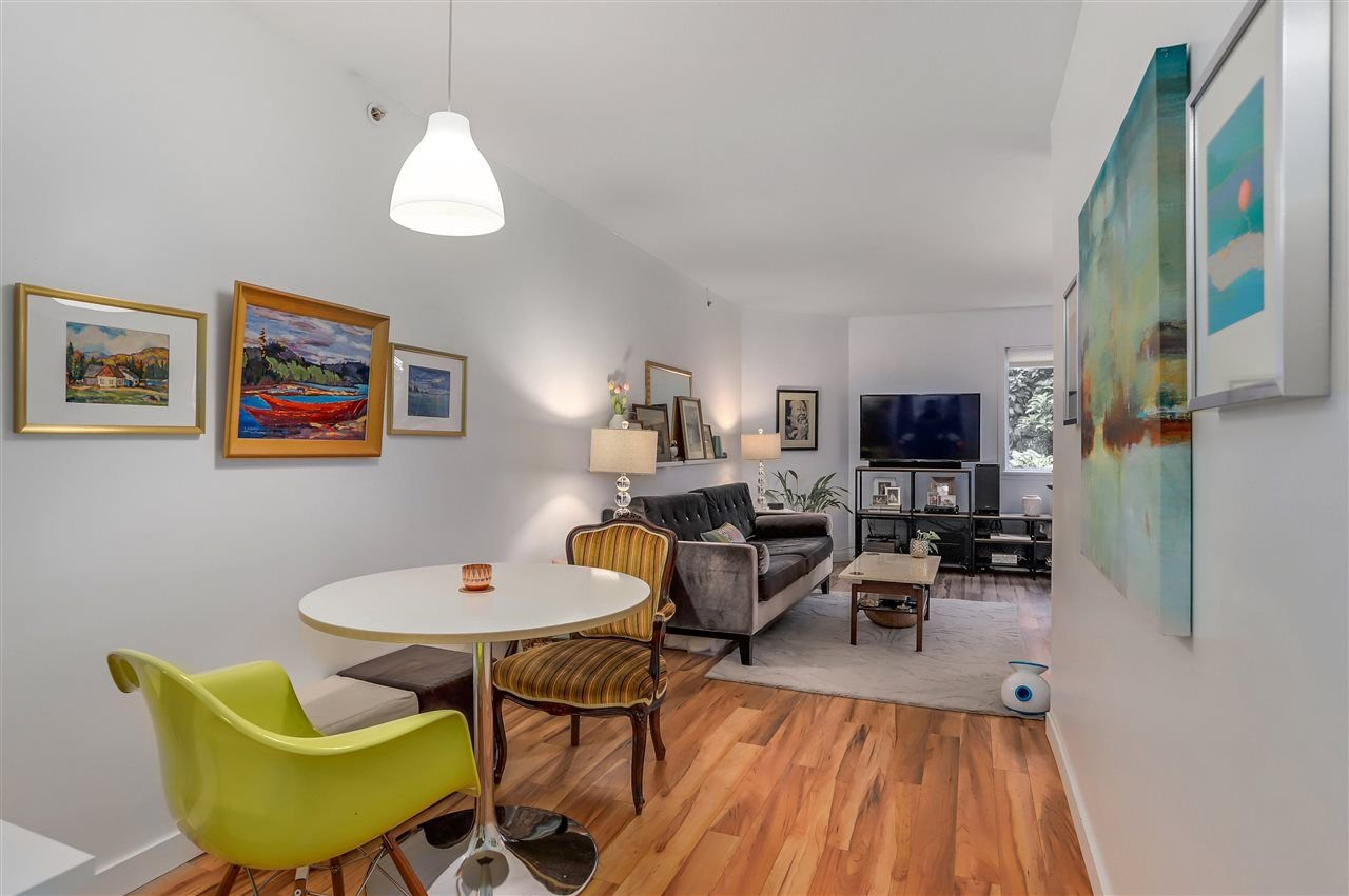 Photo 8: Photos: 116 1236 W 8TH Avenue in Vancouver: Fairview VW Condo for sale (Vancouver West)  : MLS®# R2304156