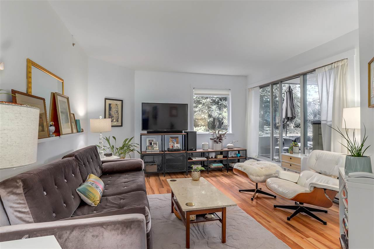 Photo 5: Photos: 116 1236 W 8TH Avenue in Vancouver: Fairview VW Condo for sale (Vancouver West)  : MLS®# R2304156
