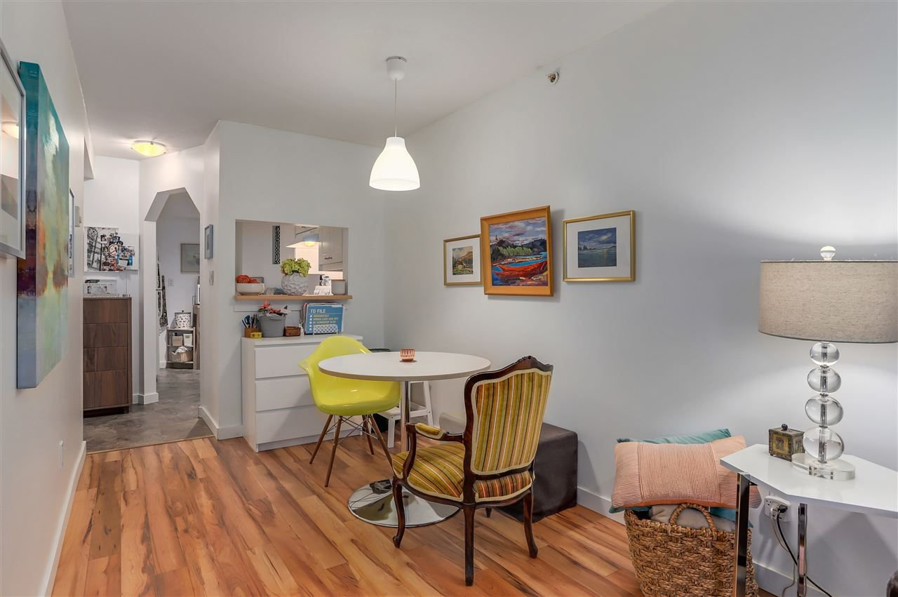 Photo 7: Photos: 116 1236 W 8TH Avenue in Vancouver: Fairview VW Condo for sale (Vancouver West)  : MLS®# R2304156