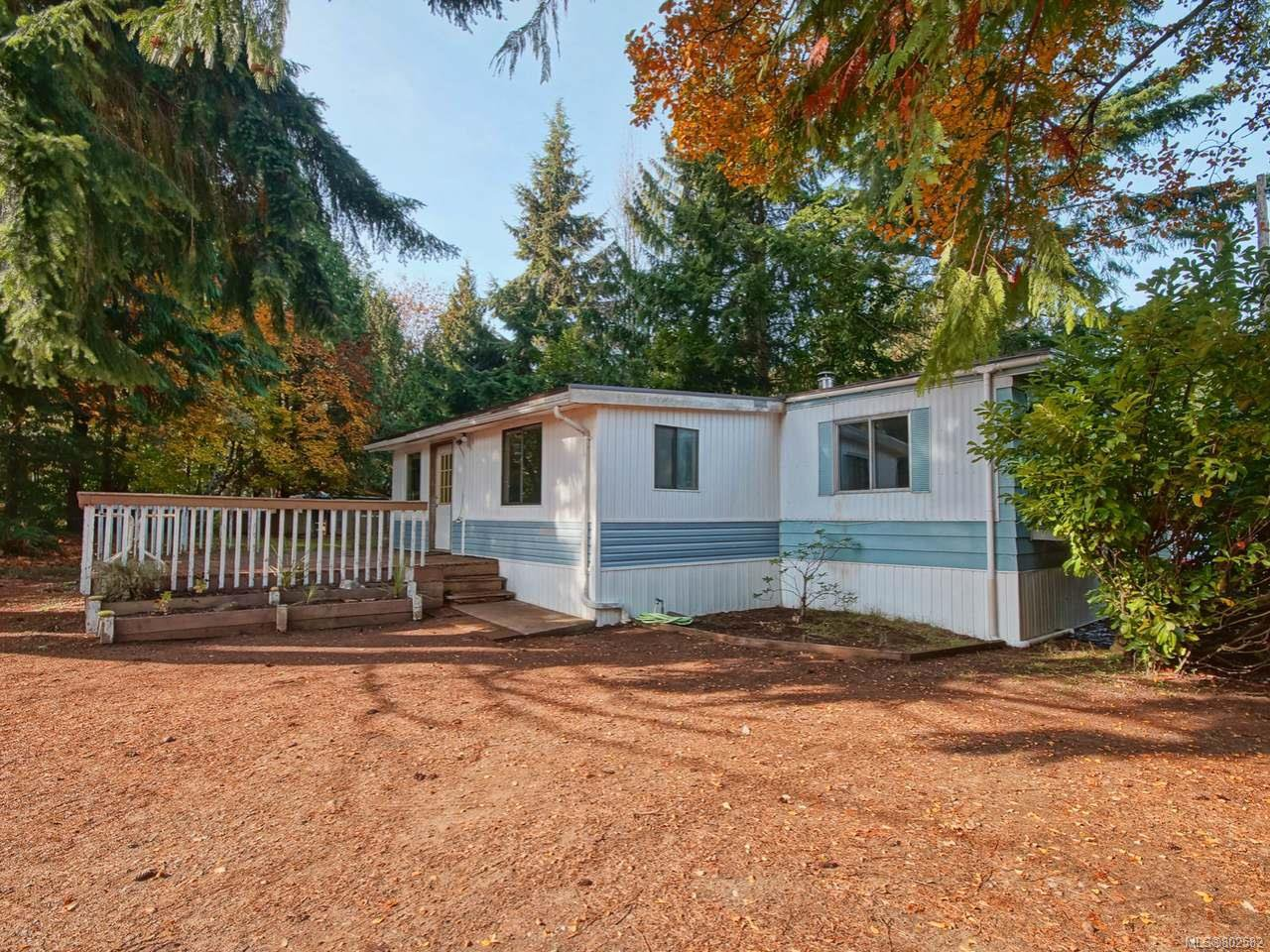 Main Photo: 120 BALD EAGLE Crescent in BOWSER: PQ Bowser/Deep Bay Manufactured Home for sale (Parksville/Qualicum)  : MLS®# 802582