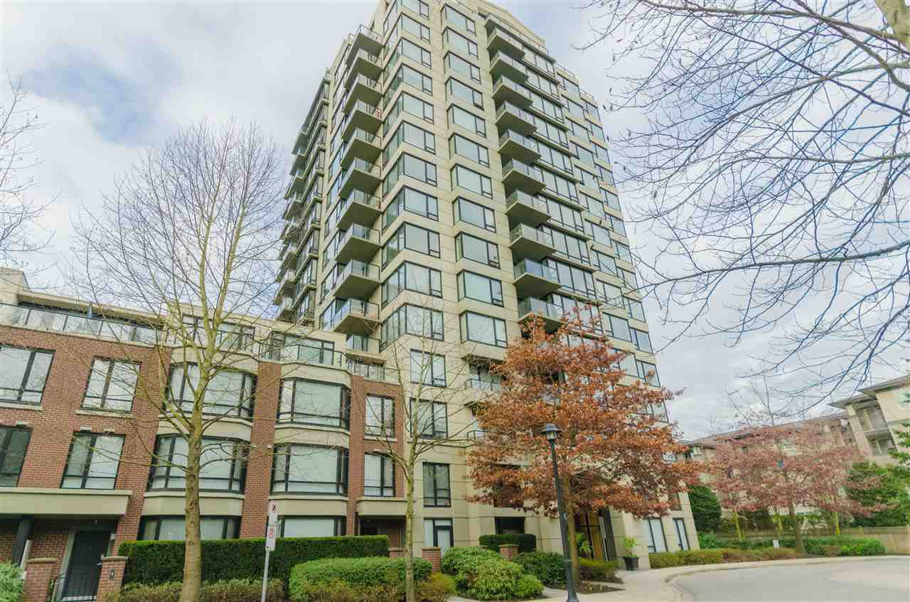 "Main Photo: 205 9180 HEMLOCK Drive in Richmond: McLennan North Condo for sale in ""MAGNOLIA & CASUARINA"" : MLS®# R2344439"