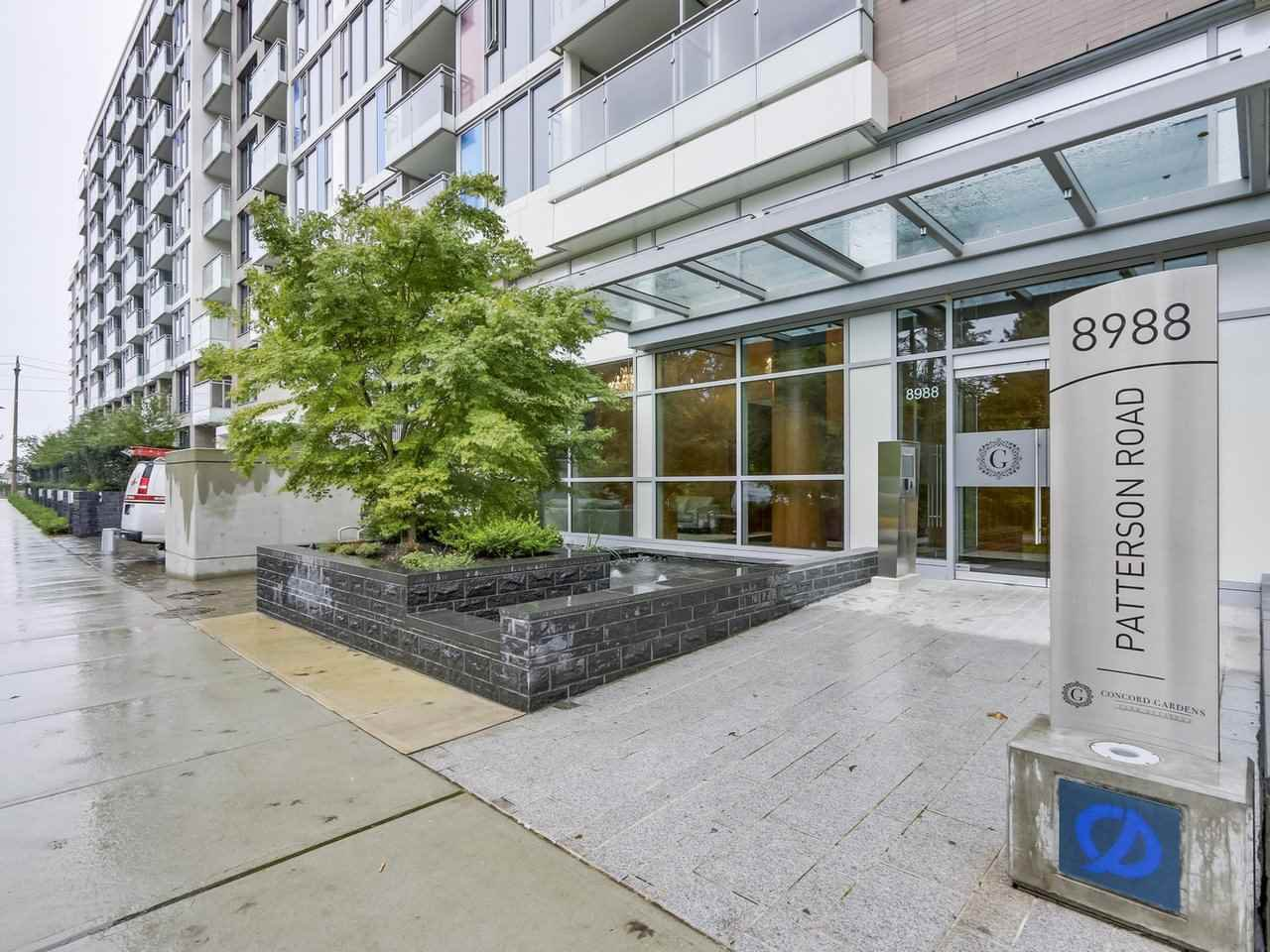 "Main Photo: 520 8988 PATTERSON Road in Richmond: West Cambie Condo for sale in ""Concord Garden II"" : MLS®# R2355413"