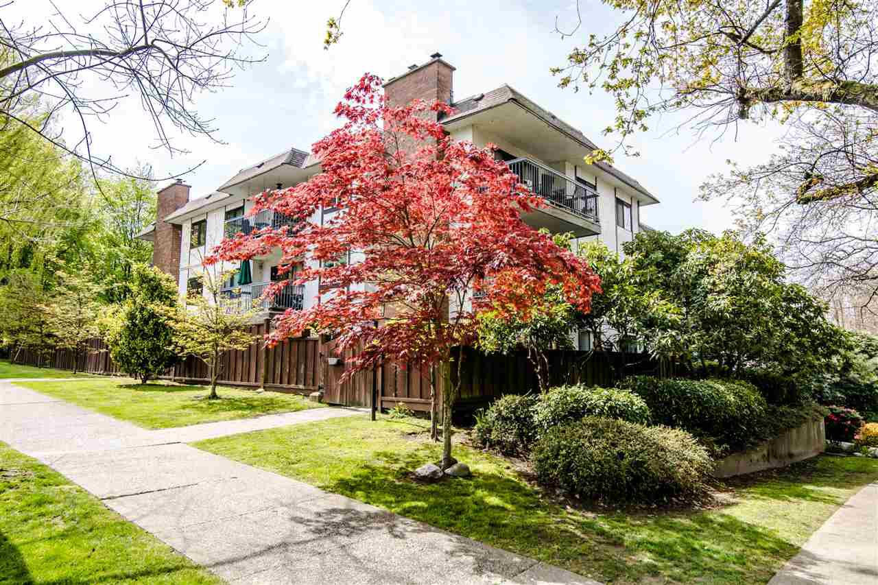 Main Photo: 205 2320 TRINITY Street in Vancouver: Hastings Condo for sale (Vancouver East)  : MLS®# R2363145