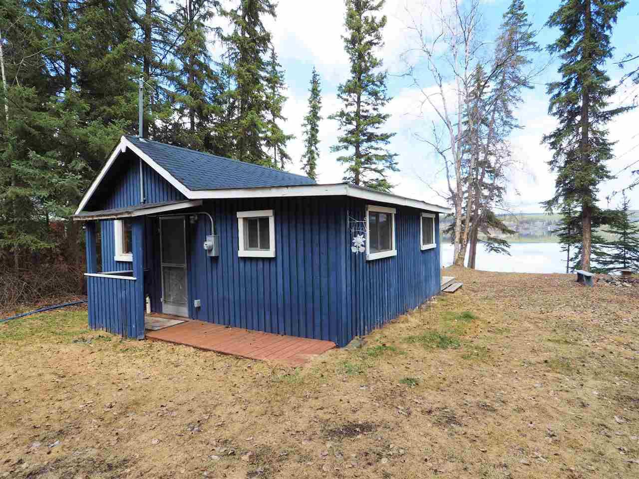 Main Photo: 4663 CAVERLY Road: Lac la Hache House for sale (100 Mile House (Zone 10))  : MLS®# R2364485