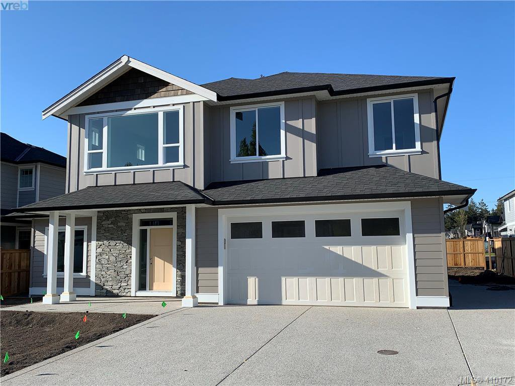 Main Photo: 1034 Sandalwood Crt in VICTORIA: La Luxton Single Family Detached for sale (Langford)  : MLS®# 813048