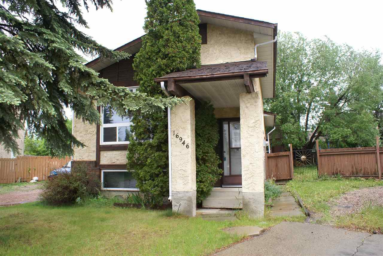 Main Photo: 16946 101 Street in Edmonton: Zone 27 House for sale : MLS®# E4160413