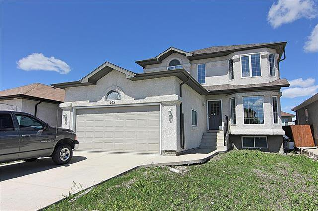 Main Photo: 105 Prairie Sky Drive in Winnipeg: South Pointe Residential for sale (1R)  : MLS®# 1915744