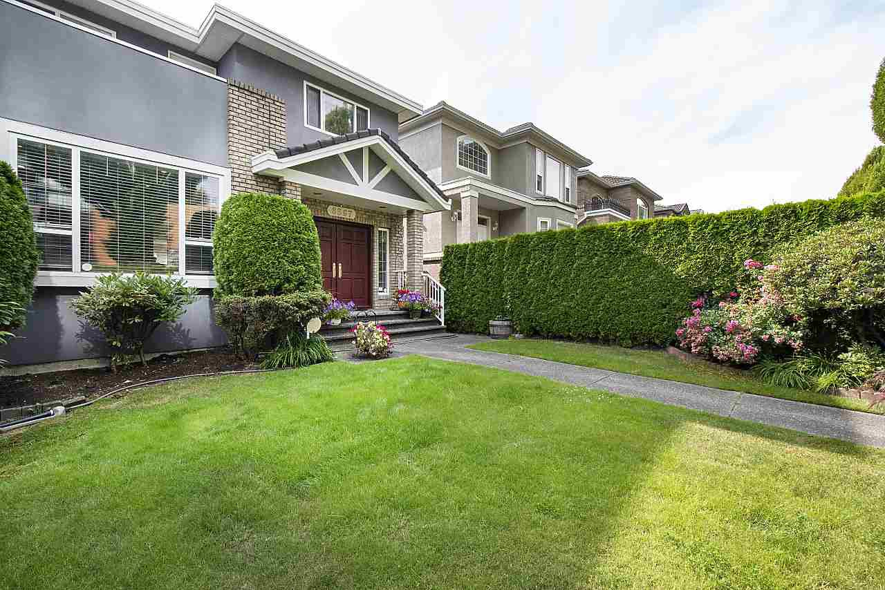 Main Photo: 8567 CORNISH Street in Vancouver: S.W. Marine House for sale (Vancouver West)  : MLS®# R2391187