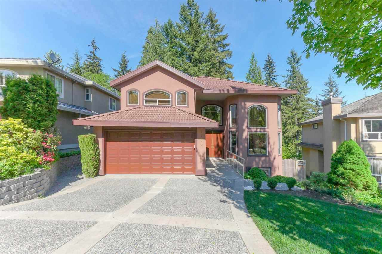 Main Photo: 1703 KINGFISHER Crescent in Coquitlam: Westwood Plateau House for sale : MLS®# R2424482