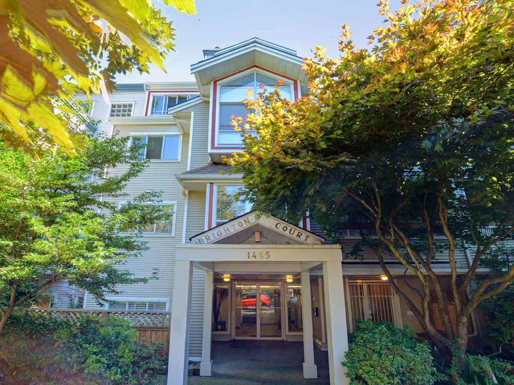 Main Photo: 301 1465 COMOX STREET in Vancouver: West End VW Condo for sale (Vancouver West)  : MLS®# R2287537