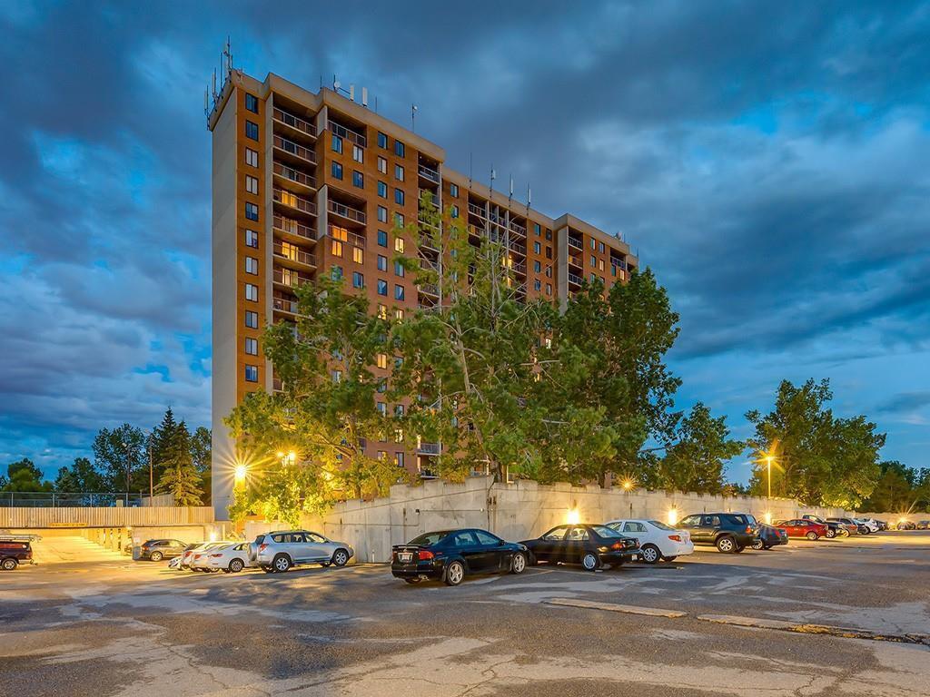Main Photo: 1004 4944 DALTON Drive NW in Calgary: Dalhousie Apartment for sale : MLS®# C4305010