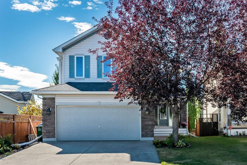 Main Photo: 69 Crystalridge Close: Okotoks Detached for sale : MLS®# A1032542
