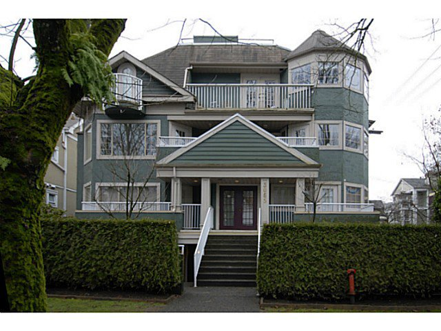 "Main Photo: 101 3065 HEATHER Street in Vancouver: Fairview VW Condo for sale in ""THE MAPLE"" (Vancouver West)  : MLS®# V1041826"