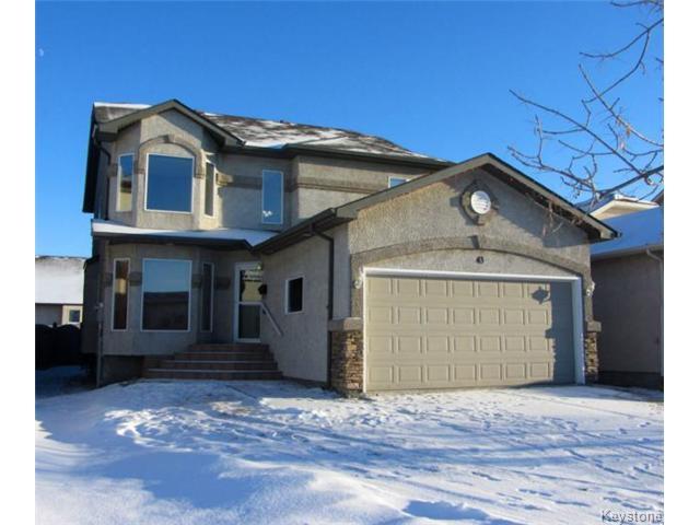 Main Photo: 43 Langdale Way in WINNIPEG: Fort Garry / Whyte Ridge / St Norbert Residential for sale (South Winnipeg)  : MLS®# 1500041