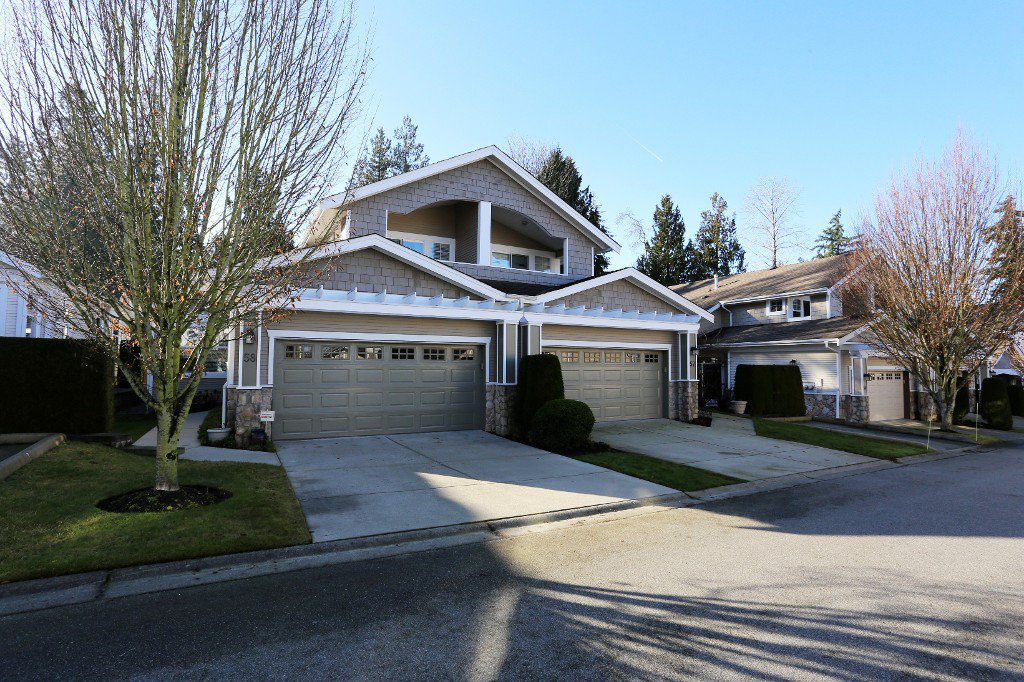 "Main Photo: 58 3500 144TH Street in Surrey: Elgin Chantrell Townhouse for sale in ""THE CRESCENT"" (South Surrey White Rock)  : MLS®# F1430001"