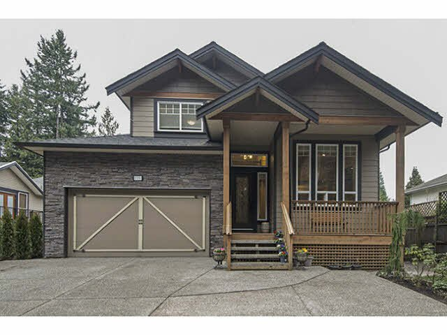 Main Photo: 739 FOSTER Avenue in Coquitlam: Coquitlam West House for sale : MLS®# V1107621