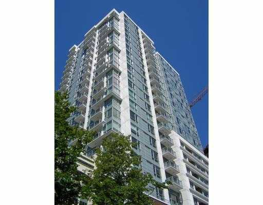 Main Photo: 709 821 CAMBIE Street in Vancouver: Home for sale : MLS®# V727468
