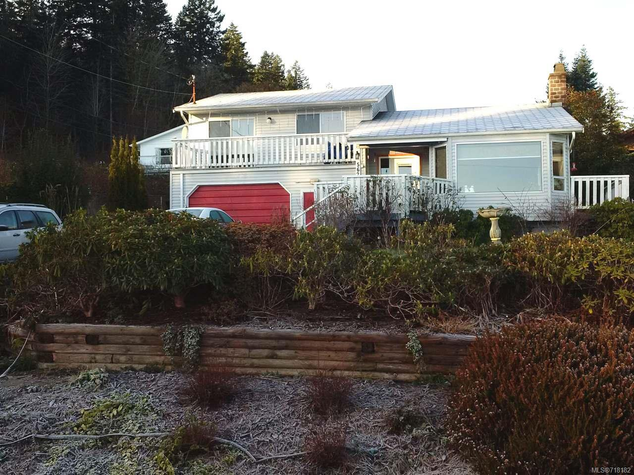 Main Photo: 5629 3rd St in UNION BAY: CV Union Bay/Fanny Bay House for sale (Comox Valley)  : MLS®# 718182