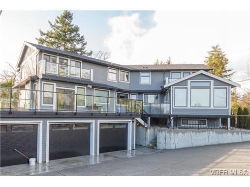 Main Photo: 2144 Ferndale Rd in VICTORIA: SE Gordon Head House for sale (Saanich East)  : MLS®# 722258