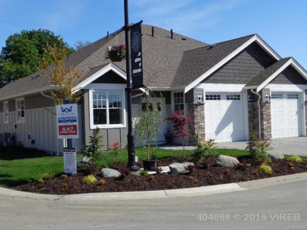 Main Photo: 10 2991 North Beach Dr in CAMPBELL RIVER: CR Campbell River North Row/Townhouse for sale (Campbell River)  : MLS®# 723883
