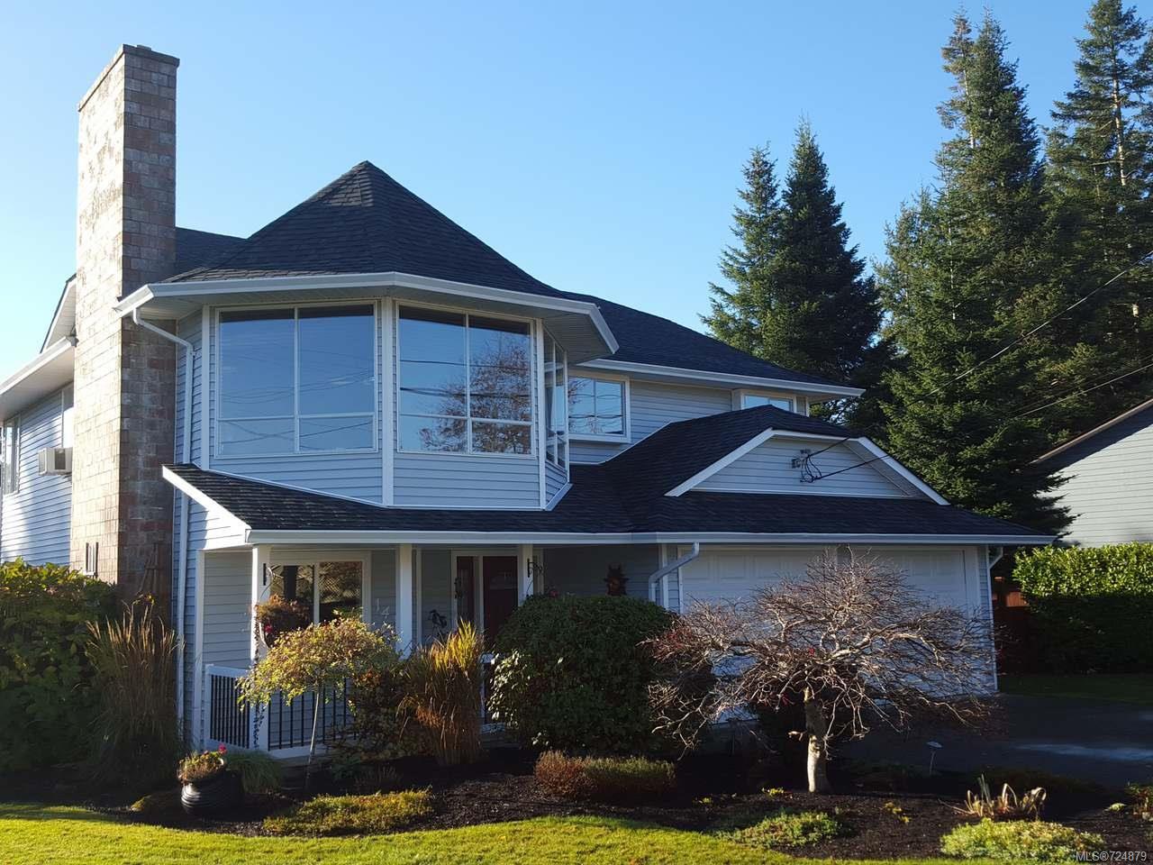 Main Photo: 1419 Ridgemount Dr in COMOX: CV Comox (Town of) House for sale (Comox Valley)  : MLS®# 724879