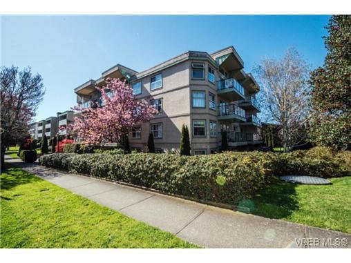 Main Photo: 408 2560 Wark St in VICTORIA: Vi Hillside Condo for sale (Victoria)  : MLS®# 727561